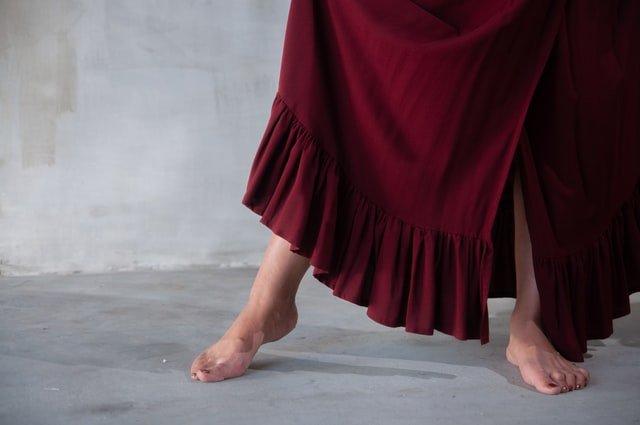 ¿Crecen los pies durante el embarazo?